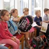První den ve škole 2019/2020