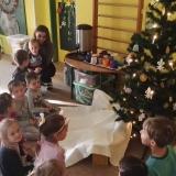 Vánoční nadílka s divadlem
