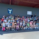 Sportovní dopoledne pro předškoláky v ZŠ