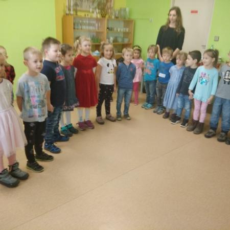 Vystoupení dětí v Domově pro seniory v Klimkovicích