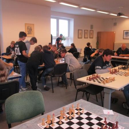 Šachový turnaj O přeborníka školy