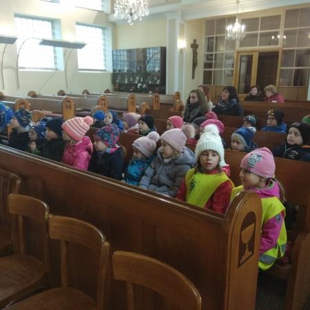Návštěva Husitského kostela