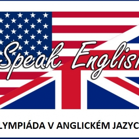 Školní kolo olympiády v jazyce anglickém