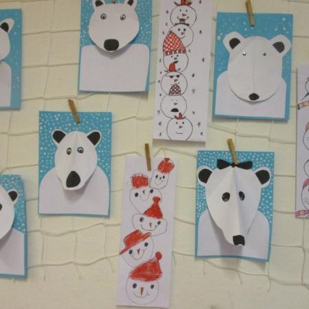 Lední medvědi 5.A