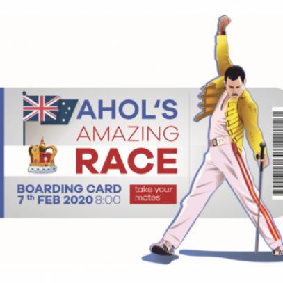 AHOL's Amazing Race