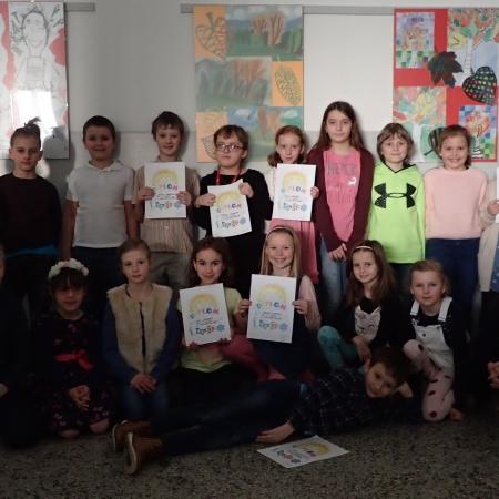 Školní kolo recitační soutěže žáků druhých a třetích tříd