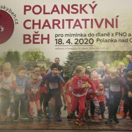 Polanský charitativní běh