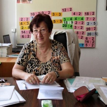 Bývalá kolegyně Zdenka Davidová