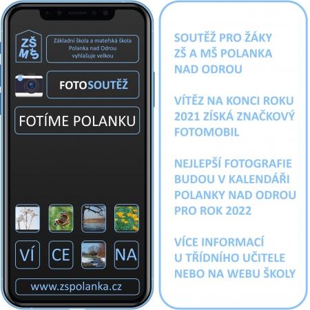 Fotíme Polanku - únor
