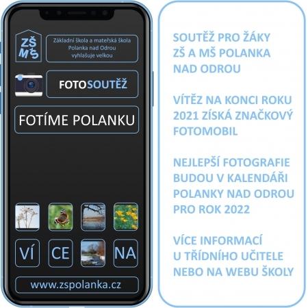 Fotíme Polanku - březen