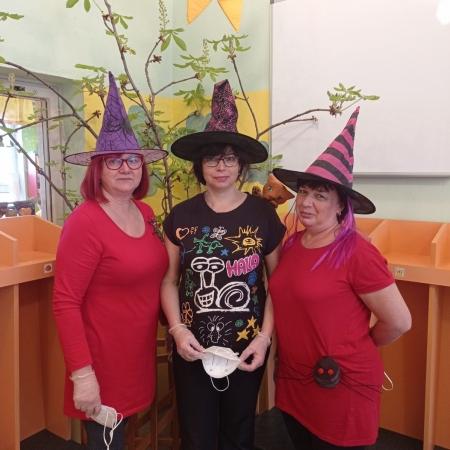 Testování s čarodějnicemi