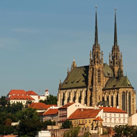 Žáci 9. ročníku na výletě v Brně