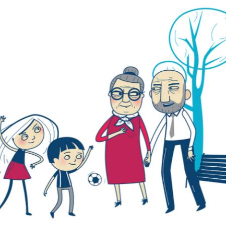 Literární soutěž Generace prarodičů