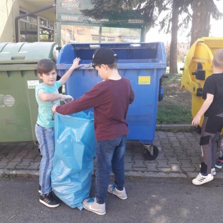 Jarní aktivity školní družiny